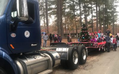 Prince George County Christmas Parade